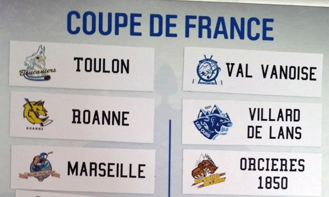 Actualit france tirage au sort du 1er tour de la coupe - Tirage au sort 8eme tour coupe de france ...