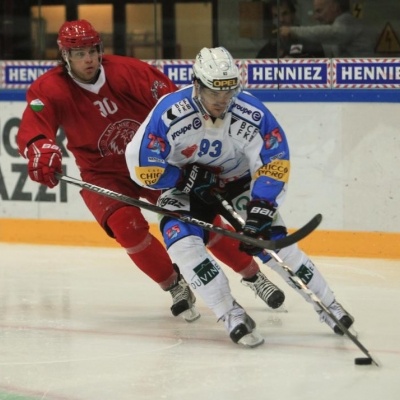 08.09.2012 : Match Amical Lausanne HC VS HC Fribourg Gott�ron