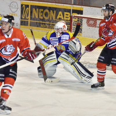 1ère ligue - gr. 3 : Forward Morges HC - HC Düdingen-Bulls le 08/03/2015 (par Patrick Pitton)