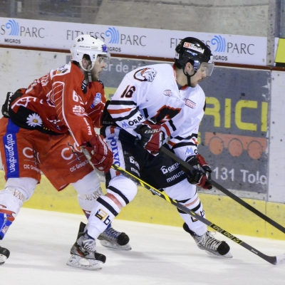 1ère ligue - gr. 3 : Forward Morges HC - HC Sion-Nendaz 4 Vallées le 24/03/2015 (par Patrick Pitton)