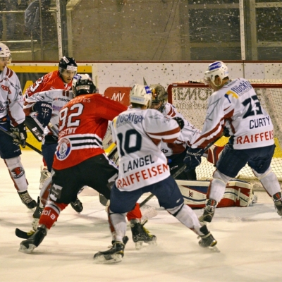 1ère ligue - gr. 3 : Forward Morges HC - HC Uni Neuchâtel le 10/01/2015 (par HJ Gross)