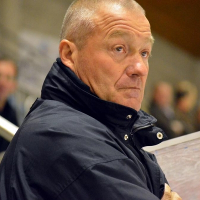 Le coach de Morges Jacques Galley (par Patrick Pitton)