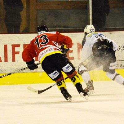 1ère ligue - gr. 3 : HC Franches-Montagnes - Villars HC (par Photo PH)