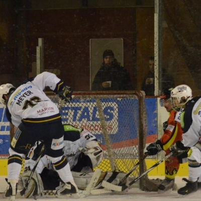 1ère ligue - gr. 3 : HC Franches-Montagnes - Villars HC le 14/02/2012 (par Photo PH)