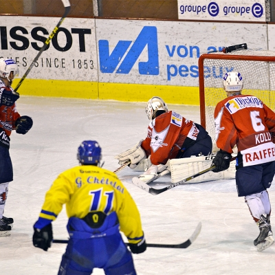 1ère ligue - gr. 3 : HC Université Neuchâtel - Star Lausanne HC le 02/01/2016 (par HJ Gross)