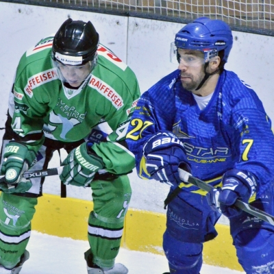 1ère ligue - gr. 3 : Star Lausanne HC - HC Yverdon-les-Bains le 21/12/2014 (par Photo PH)