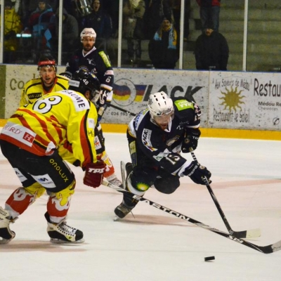 1ère ligue - gr. 3 : Villars HC - HC Franches-Montagnes (par Photo PH)