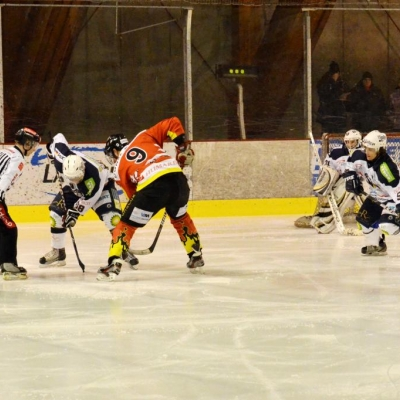 1ère ligue - SR : HC Franches-Montagnes - Villars HC (par Photo PH)