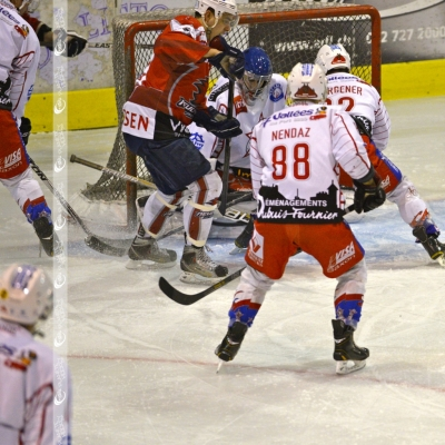 1ère ligue - SR : HC Université Neuchâtel - Sion HC (par HJ Gross)