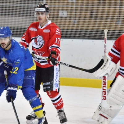 1ère ligue - SR : Star Lausanne HC - Forward Morges HC le 24/10/2014 (par Photo PH)