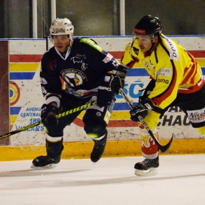 1ère ligue - SR : Villars HC - HC Franches-Montagnes le 16/02/2012 (par Photo PH)