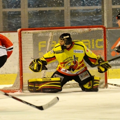 1�re ligue - gr. 3 : Forward Morges HC - HC Franches-Montagnes le 11/12/2012
