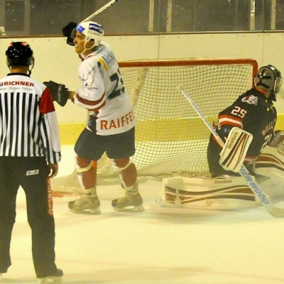 1�re ligue - gr. 3 : Forward Morges HC - HC Uni Neuch�tel le 22/09/2012