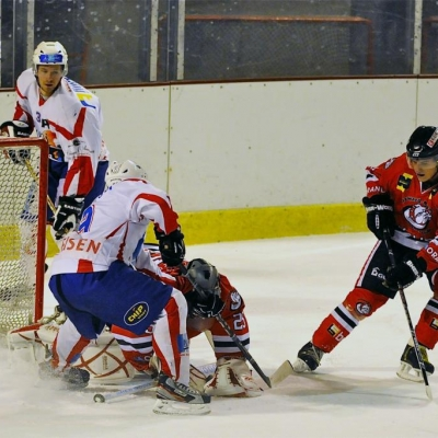 1�re ligue - gr. 3 : Forward Morges HC - HC Uni Neuch�tel le 22/11/2011