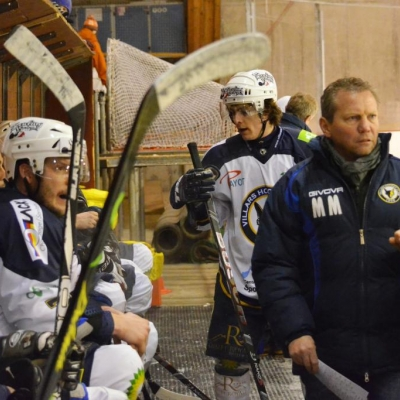 1�re ligue - gr. 3 : HC Franches-Montagnes - Villars HC le 07/02/2012