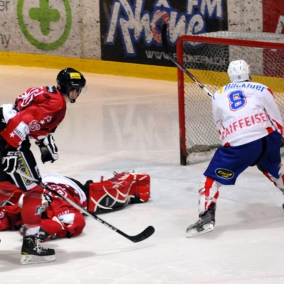 1�re ligue - gr. 3 : HC Red Ice - HC Uni Neuch�tel le 05/11/2011