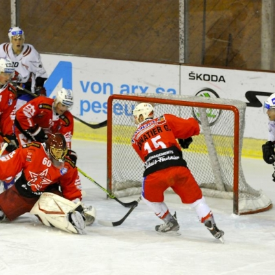 1�re ligue - gr. 3 : HC Uni Neuch�tel - HC Sion le 07/01/2012