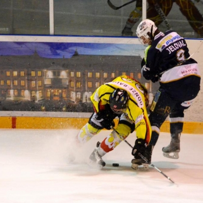 1�re ligue - gr. 3 : Villars HC - HC Franches-Montagnes le 04/02/2012