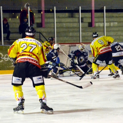1�re ligue - gr. 3 : Villars HC - HC Franches-Montagnes le 27/10/2012