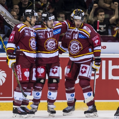 Coupe de Suisse: GSHC-Lakers (15.12.2014) (par Laurent Daspres)