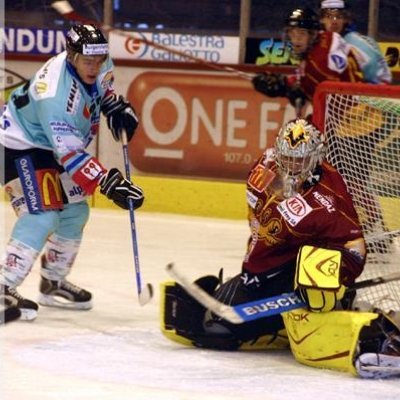 Elite A : Gen�ve Futur Hockey - Rapperswil-Jona Lakers le 16/09/2007