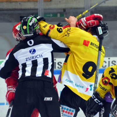 Elite A, Lausanne 4C - CP Berne, play-off acte 2 (par Patrick Pitton)