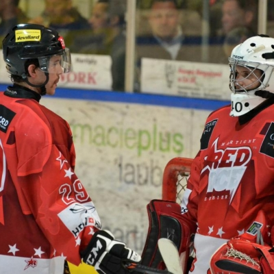 Finale promotion NLB Red Ice - HC Winterthour acte I 29.03.12