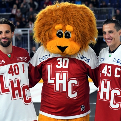 LHC: Lions' Party 2017 (par Patrick Pitton)