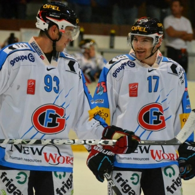 Match de pr�paration GSHC - HCFG 10.08.12