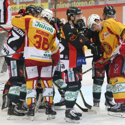 National League : CP Berne - SCL Tigers le 06/01/2018 (par Peter Eggimann)