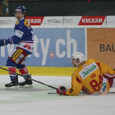 National League : EHC Kloten - SCL Tigers le 10/12/2017 (par Peter Eggimann)