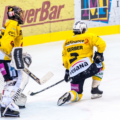 National League : Genève-Servette HC - CP Berne (par Laurent Daspres)