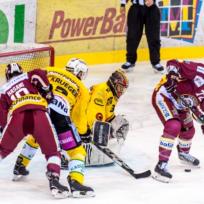 National League : Genève-Servette HC - CP Berne le 17/03/2018 (par Laurent Daspres)