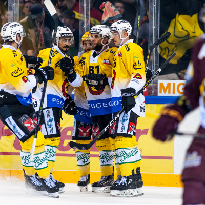 National League : Genève-Servette HC - CP Berne le 21/09/2019 (par Laurent Daspres)