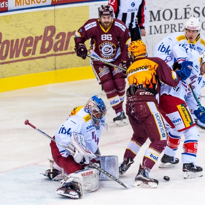 National League : Genève-Servette HC - EHC Kloten le 14/11/2017 (par Laurent Daspres)