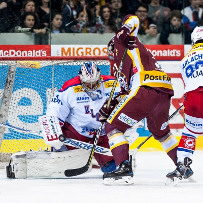 National League : Genève-Servette HC - EHC Kloten le 25/02/2017 (par Laurent Daspres)