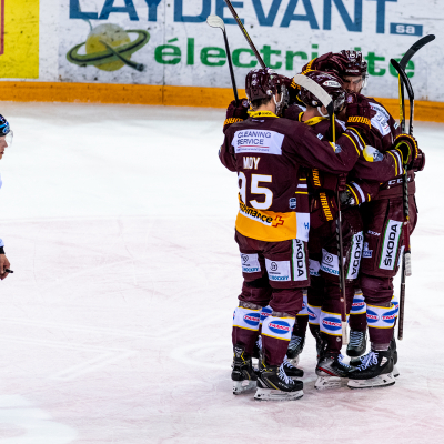 National League : Genève-Servette HC - EV Zoug le 05/05/2021 (par Laurent Daspres)