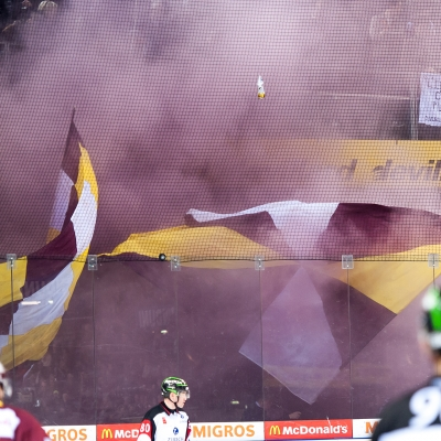 National League : Genève-Servette HC - EV Zoug le 11/03/2017 (par Laurent Daspres)