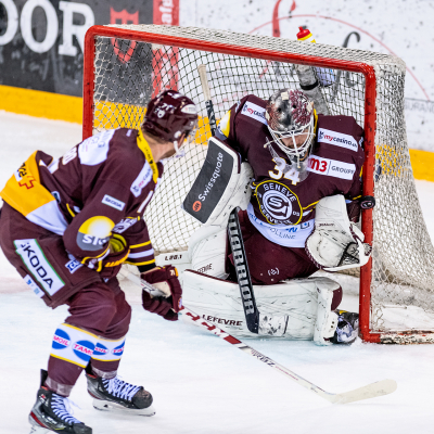 National League : Genève-Servette HC - EV Zoug le 13/11/2020 (par Laurent Daspres)