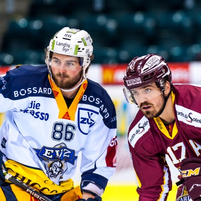 National League : Genève-Servette HC - EV Zoug le 14/12/2017 (par Laurent Daspres)
