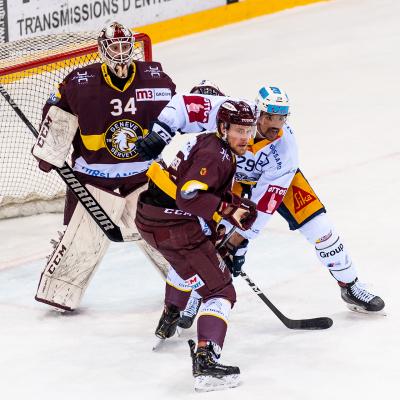 National League : Genève-Servette HC - EV Zoug le 21/02/2020 (par Laurent Daspres)