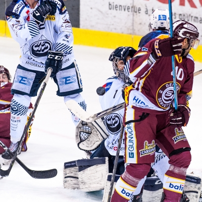 National League : Genève-Servette HC - HC Ambri-Piotta le 19/12/2017 (par Laurent Daspres)