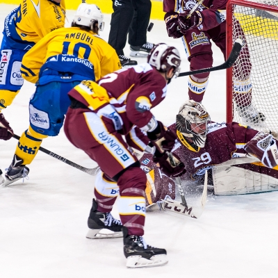 National League : Genève-Servette HC - HC Davos le 12/01/2018 (par Laurent Daspres)
