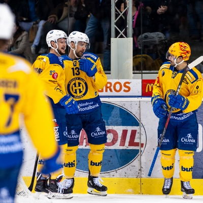 National League : Genève-Servette HC - HC Davos le 15/02/2019 (par Laurent Daspres)