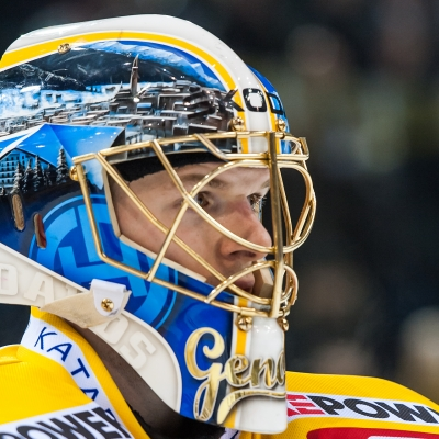 National League : Genève-Servette HC - HC Davos le 17/02/2015 (par Laurent Daspres)