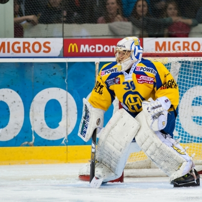 National League : Genève-Servette HC - HC Davos le 21/01/2014 (par Laurent Daspres)