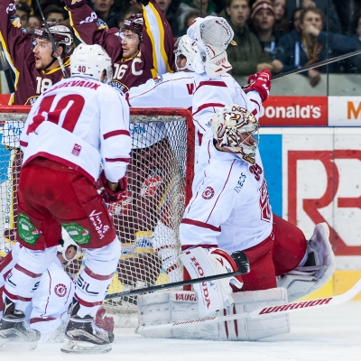National League : Genève-Servette HC - Lausanne HC le 07/01/2017 (par Laurent Daspres)