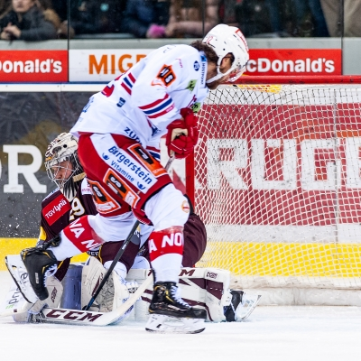 National League : Genève-Servette HC - SC Rapperswil-Jona Lakers le 11/01/2019 (par Laurent Daspres)