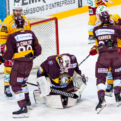 National League : Genève-Servette HC - SCL Tigers le 18/02/2020 (par Laurent Daspres)
