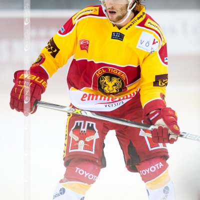 National League : Genève-Servette HC - SCL Tigers le 22/09/2012 (par Laurent Daspres)